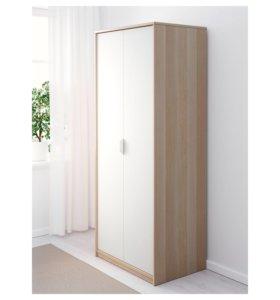 Шкаф платяной для одежды ИКЕА IKEA