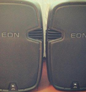 Акустические системы JBL EON 515XT (2 шт)