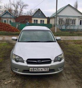 Subaru legacy 2.0 2004