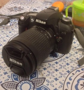 Nikon F75