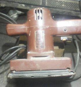 Электро шлифовальная машинка