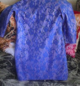"""Платье""""Синие цветы"""""""
