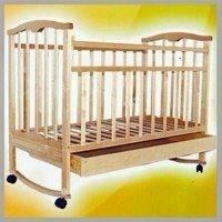 """Кровать детская """"Золушка 2"""" 120*60"""