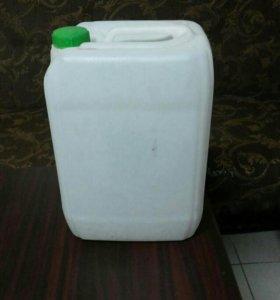 Канистры бу 20 литров