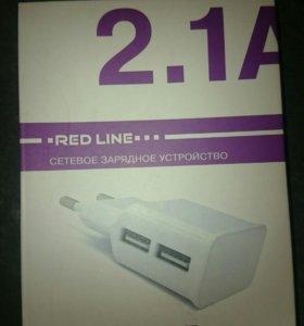 Зарядка Usb redline