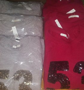 Новая коллекция свитерков.Пр-во Турция. Новые