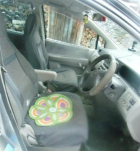 Продам Nissan Liberty 2.0CVT, 2001, универсал по