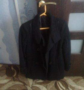 Женское пальто кашимировое