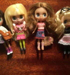 LPS куклы
