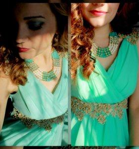 Платье вечернее)