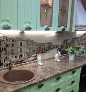Кухонный фартук Венеция FM-028