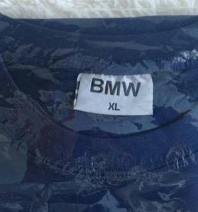 Оригинальная футболка BMW, новая в упаковке.