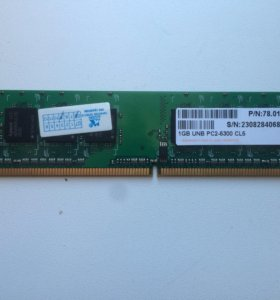 Apacer DDR2 1Gb - 667Mhz (PC2-5300)