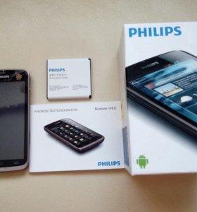 Продам Philips Xenium W832