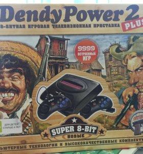Приставка Денди Power 2