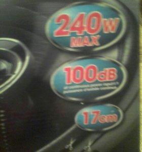 Колонки для авто