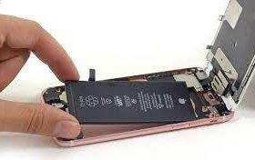 Замена аккумуляторов на iPhone