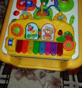 Игровой столик chicco modo