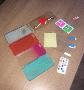 Чехлы для айфонов 5-5s;6-6s