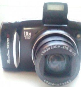 Canon Powershot sx 120i