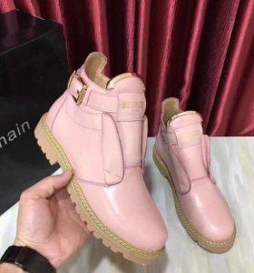 Ботинки весна новые женские