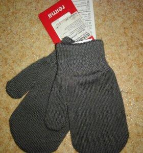 Новые рукавицы reima
