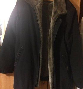 Мужская куртка 60 р-р