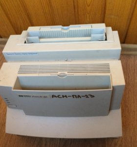лазерный черно белый принтер