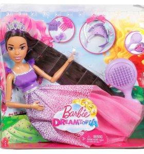 Барби принцесса длинные волосы