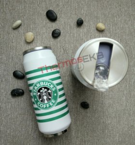 Термос-банка Starbucks