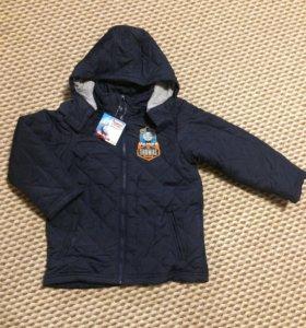 Куртка новая на весну-осень