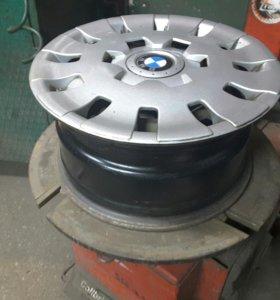 Диски  R15 на BMW e34
