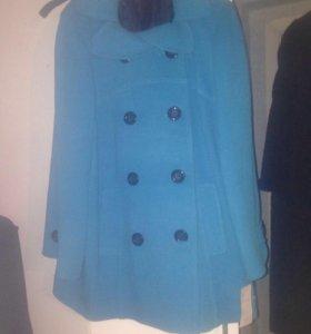 Новое пальто, размер 56