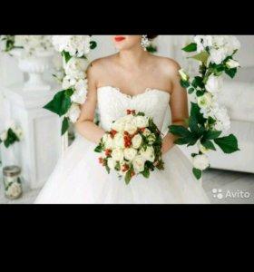 Свадебное платье (продажа, прокат)