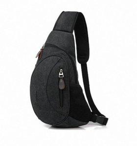 Рюкзак холщевый