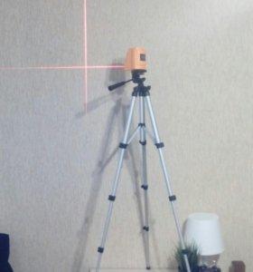 Лазерный уровень.