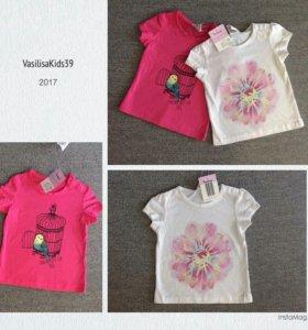 Детские футболочки Impidimpi