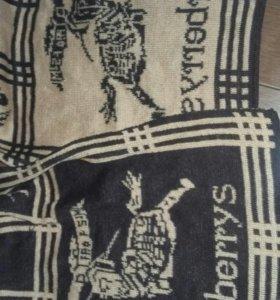 Шапка и шарф burberrys