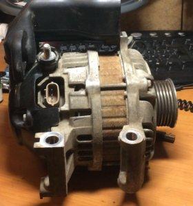 Генератор mazda 6 gh с воздуховодом 100 A/h