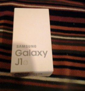 Коробка от самсунга гелекси j12016 года