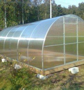 Теплица для сада и огорода