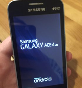 Samsung Galaxy ACE 4 lite(2 SIM)(немного поношен)