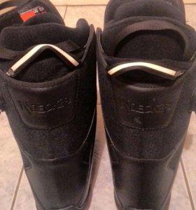 Nidecker-ботинки для сноубординга
