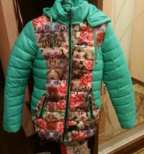 Куртка женская (размер 42-44)
