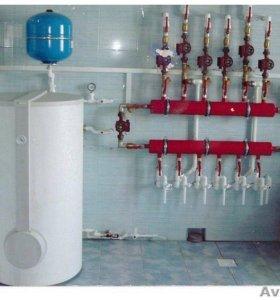 Отопление,водопровод