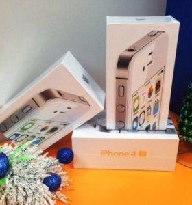 ⭐️ iPhone 4s White 32GB