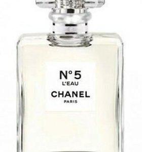 Женские духи Chanel №5 L'Eau