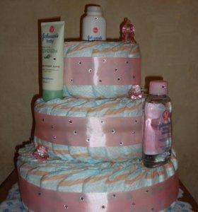 Тортики из панперсов
