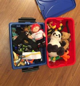 Полтора ящика игрушек