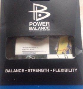 Браслет энергетический Power Balance турмалин